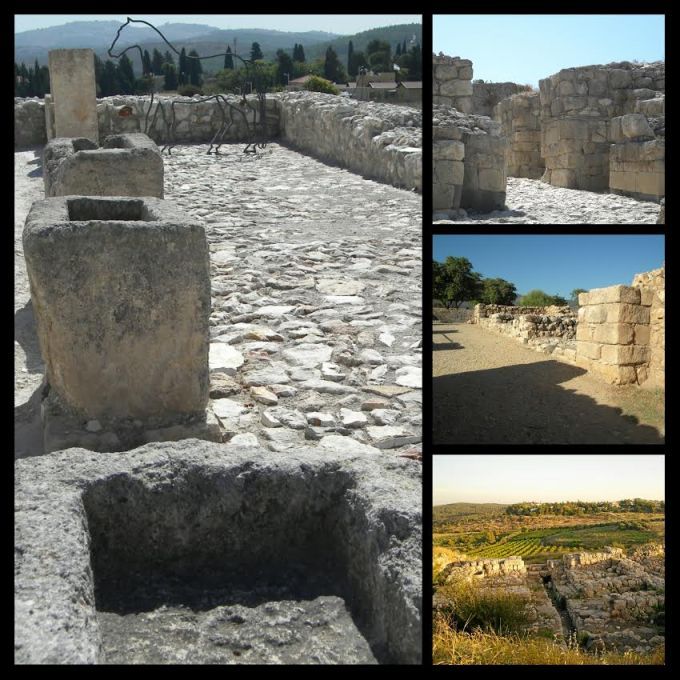Megiddo and Gates