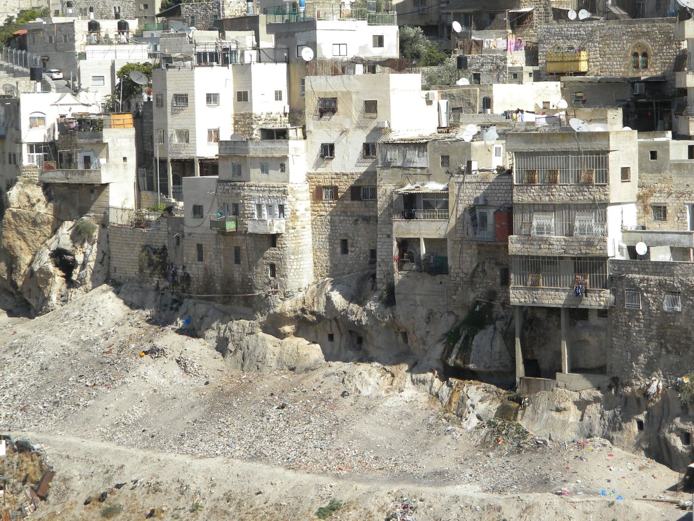 The Ancient Community of Silwan