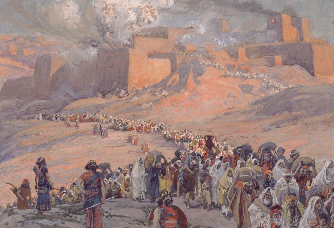 Image result for jerusalem exile broken walls
